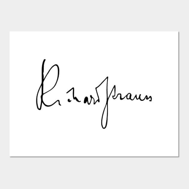 Firma Richard Strauss