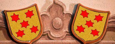 Escudo heráldica Etxarandio Echarandio