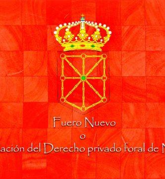 Bandera Navarra y Fueros