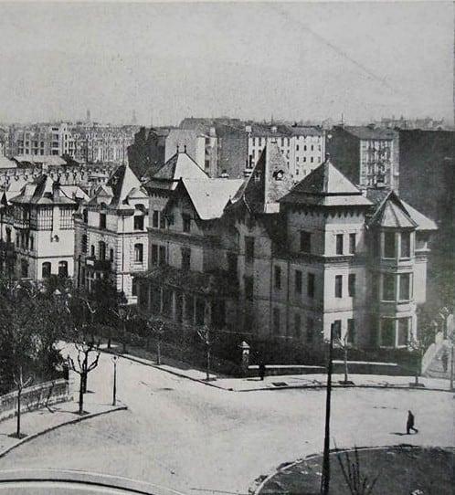 El Santo Hospital Civil de Bilbao inagurado en 1908